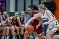 Gallery: Girls Basketball W F West @ Black Hills